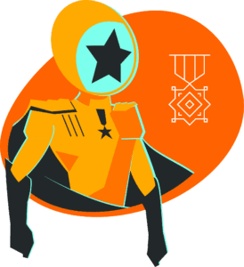 archetyp marki bohater